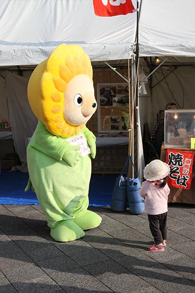 ふるさとじまん祭_兵庫県市川町のひまりん
