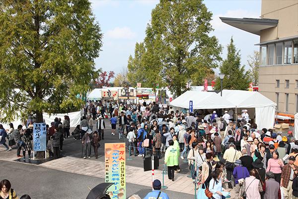 ふるさとじまん祭2015
