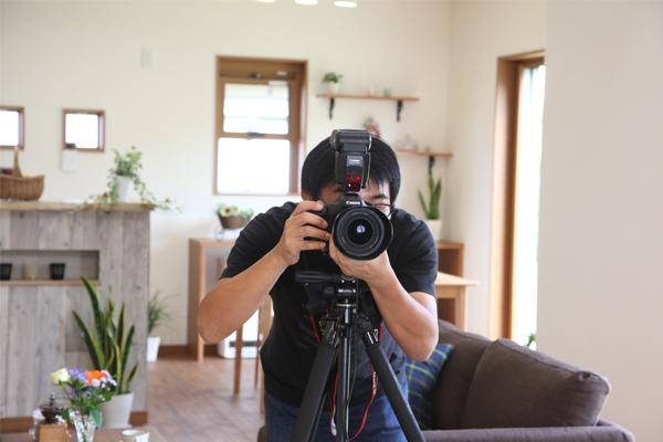 フォトの建築写真撮影